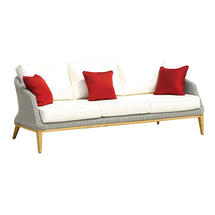 Grace 3 Seater Sofa - Platinum