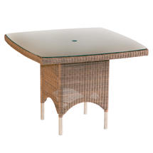 Valencia 100 x 100cm Table - Sand