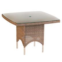 Valencia 100 x 100cm Table - Sand
