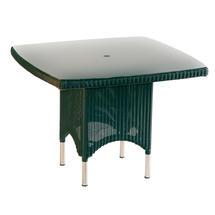 Valencia 100 x 100cm Table - Ebony
