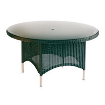 Valencia 150cm Round Table - Ebony