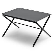Bow Low Table - Anthracite Black