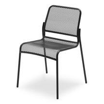 Mira Chair - Anthracite Black