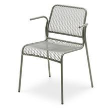 Mira Armchair - Slate Grey