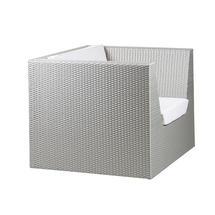Valencia Lounge Armchair - Platinum