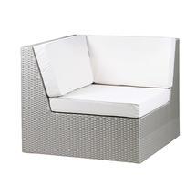 Valencia Corner Seat - Platinum
