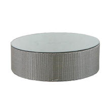 Valencia Coffee Table - Platinum