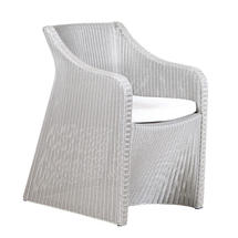 Torino Armchair - Platinum
