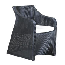 Torino Armchair - Ebony