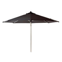 Hamilton 3m Parasol with Tilt - Black