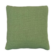 Divine Square Scatter Cushion - Green