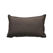 Scatter Cushion 32x52cm - Brown