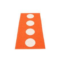 Vera 70 x 150cm Runner - Orange / Vanilla