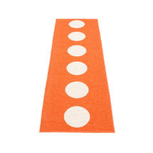 Vera 70 x 225cm Runner - Orange / Vanilla