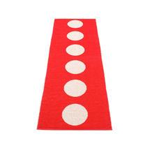 Vera 70 x 225cm Runner - Red / Vanilla