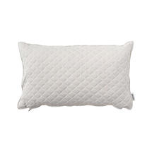 Harlequin Rectangular Scatter Cushion - White