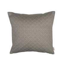 Harlequin Square Scatter Cushion - Brown
