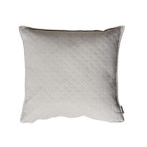 Harlequin Square Scatter Cushion - White