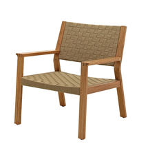 Maze Lounge Chair - Malt Strap