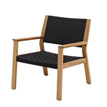 Maze Lounge Chair - Noir Strap
