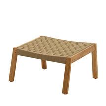 Maze Footstool - Malt Strap