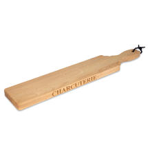 Charcuterie Beech Wood Paddle Board
