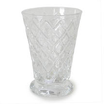 Harlequin Tumbler - Clear