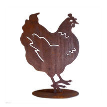 Rusty Rooster - Standing