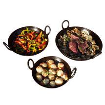 Skillet Pans - Set of 3