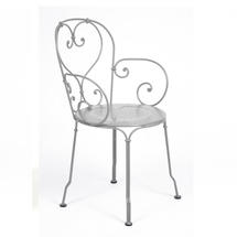 1900 Armchair - Steel Grey
