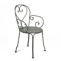 1900 Armchair - Storm Grey