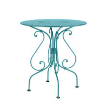 1900 Table 67cm - Turquoise