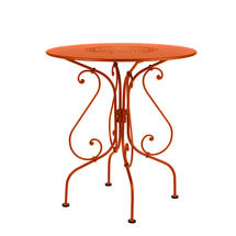 1900 Table 67cm - Paprika