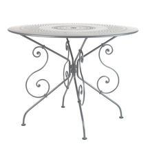 1900 Table 96cm - Steel Grey