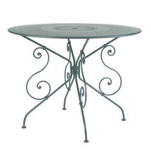 1900 Table 96cm - Storm Grey