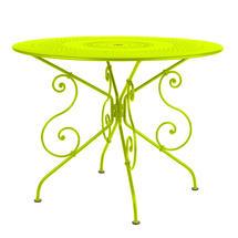 1900 Table 96cm - Verbena Green