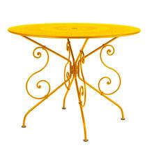 1900 Table 96cm - Honey