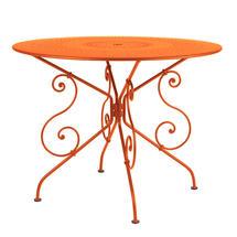 1900 Table 96cm - Carrot