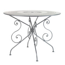 1900 Table 117cm - Steel Grey