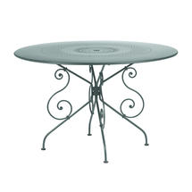 1900 Table 117cm - Storm Grey
