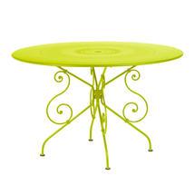 1900 Table 117cm - Verbena Green