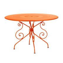 1900 Table 117cm - Carrot