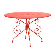 1900 Table 117cm - Capucine