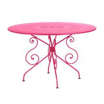 1900 Table 117cm - Fuchsia