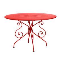 1900 Table 117cm - Poppy
