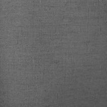 Coated Linen - Charcoal