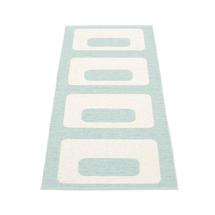 Owen 70 x 160cm Runner - Pale Turquoise / Vanilla