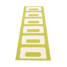 Owen 70 x 240cm Runner - Lime / Vanilla