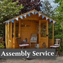 Hollington Summerhouse with Assembly Service