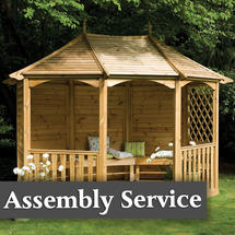 Burford Pavilion with Assembly Service